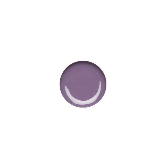 Matt lila színes zselé 048
