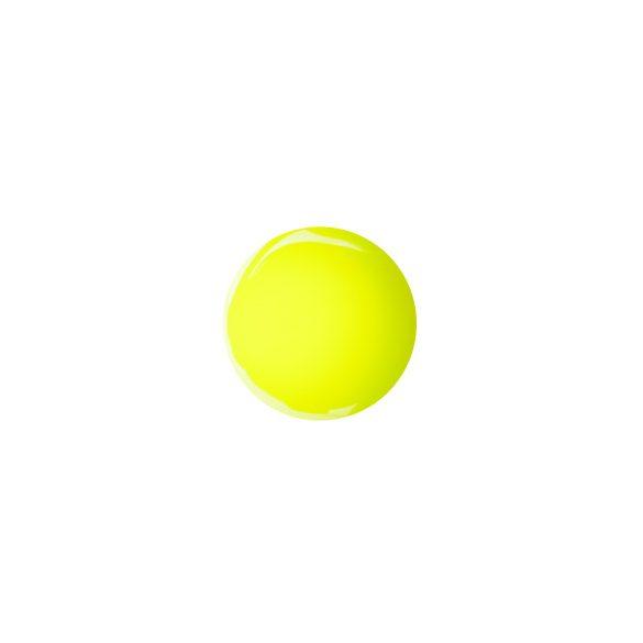 Neon sárga színes zselé 050