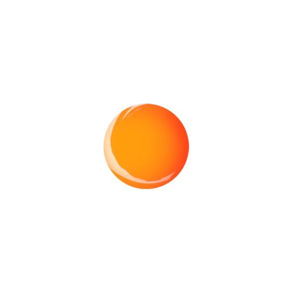 Neon narancs színes zselé 052