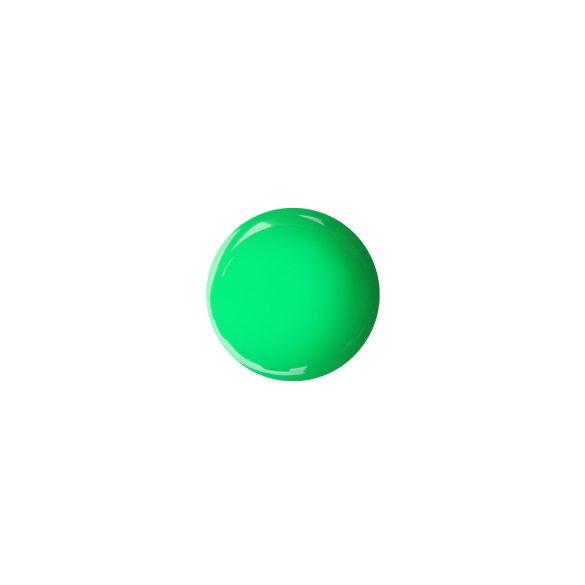 Neon zöld színes zselé 053