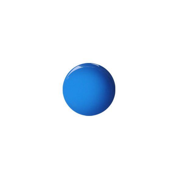 Neon kék színes zselé 054