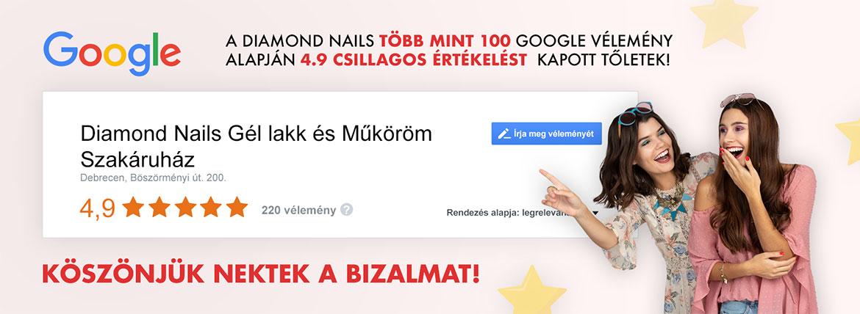 Diamond Nails Körömápolás, 4032 Debrecen, Böszörményi út 200.